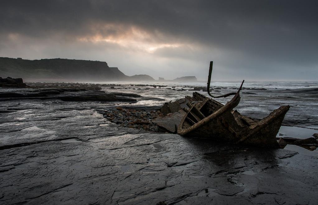 Saltwick bay - Paul Raybould